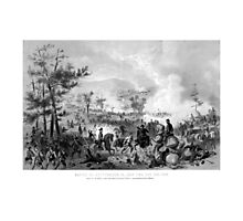 Battle of Gettysburg -- Civil War Photographic Print