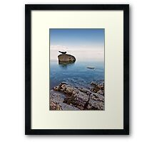 Corrie Seal Framed Print