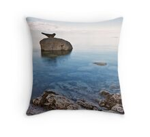 Corrie Seal Throw Pillow