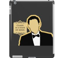 Classy Jim iPad Case/Skin