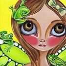 """Frog Fairy"" by Jaz Higgins"