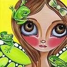 &quot;Frog Fairy&quot; by Jaz Higgins