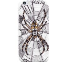 Golden Spider iPhone Case/Skin