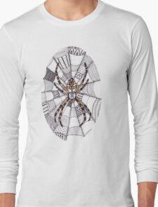 Golden Spider Long Sleeve T-Shirt
