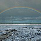 Ocean Road Rainbow by paulmcardle