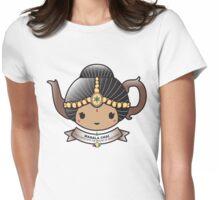 Masala Chai Teapot Womens Fitted T-Shirt