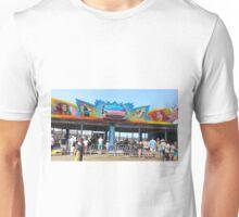 Bumper Cars Italian Jersey Shore + Celebs Unisex T-Shirt