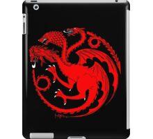 The Three Heads of the Dragon iPad Case/Skin