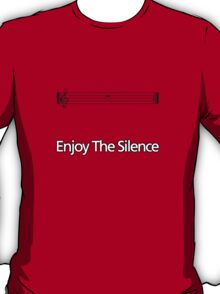 Enjoy The Silence T-Shirt