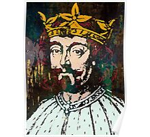 Henry VIII (of England) Poster