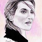 Kate Winslet portrait by jos2507