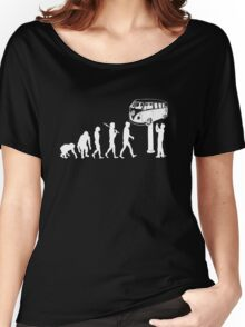 VW BUS Evolution Women's Relaxed Fit T-Shirt