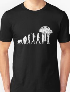 VW Evolution -- Beetle Unisex T-Shirt
