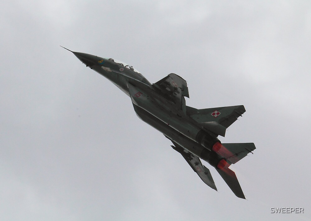 Mig 29 (2) by SWEEPER