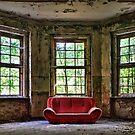Red Sofa by smilyjay