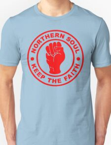 Northern Soul Badge Unisex T-Shirt