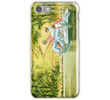 Fishing For Mullet iPhone Case/Skin