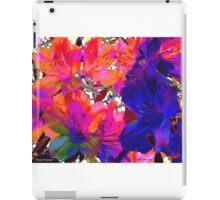 Pretty Printemps  iPad Case/Skin