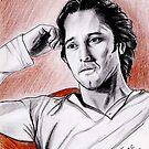 Alex O'Loughlin portrait by jos2507