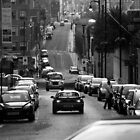 Birmingham Street View by Lynn Ede