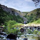 Dovedale by Paul  Green