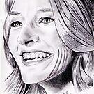 Jodie Foster portrait by jos2507