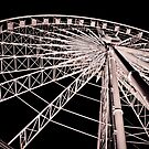 Niagara Ferris Wheel by Brad Walsh