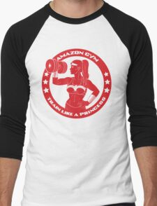 Amazon Gym Men's Baseball ¾ T-Shirt