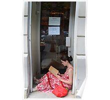 Reading for Godot Poster