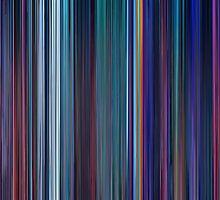 Moviebarcode: Pocahontas (1995) by moviebarcode