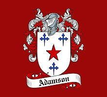 Adamson  by HaroldHeraldry