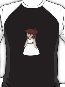 Paper Geek Princesses- Princess Leia  T-Shirt