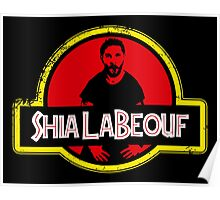 Shia LaBeouf Poster
