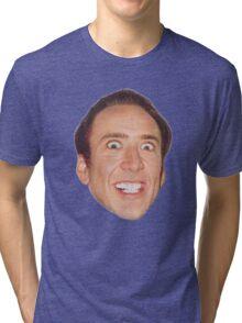 I'm Watching You Tri-blend T-Shirt