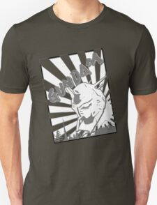 Gundam Stamp Gray T-Shirt