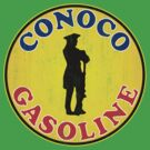 Conoco Gasoline by KlassicKarTeez