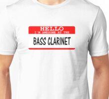 Bass Clarinet Unisex T-Shirt