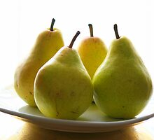 Pears Quartet by Mandy Brown