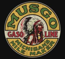 Musgo Gasoline by KlassicKarTeez