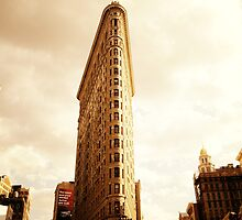 The Flatiron Building by Vivienne Gucwa