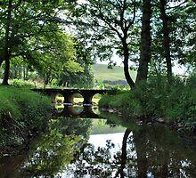 Bow Bridge by spottydog06
