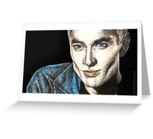 Spike - Smashed - BtVS S6E9 Greeting Card