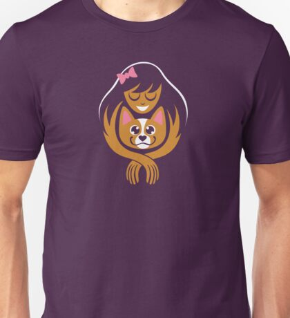 Corgi Lady T-Shirt