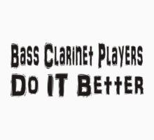 Bass Clarinet Kids Tee