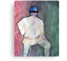 Luke is Our New Hope Canvas Print