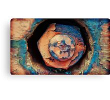pocketed Canvas Print