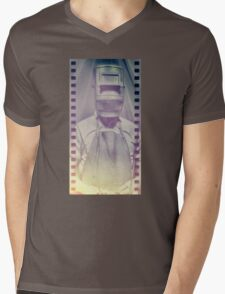 Le gars de la shop Mens V-Neck T-Shirt