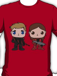 Brian Shayak and Tyler Foley Funko T-Shirt
