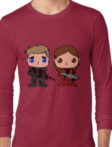 Brian Shayak and Tyler Foley Funko Long Sleeve T-Shirt