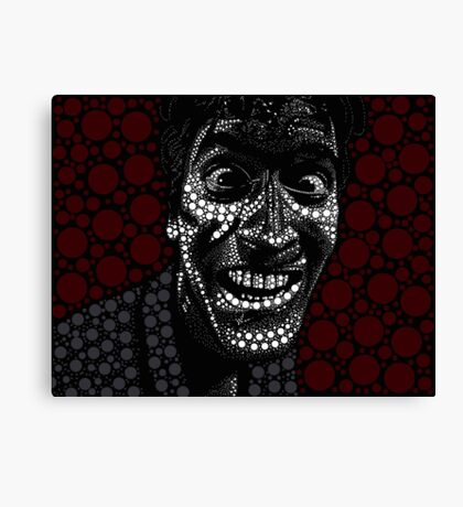 Ash - From Evil Dead Canvas Print